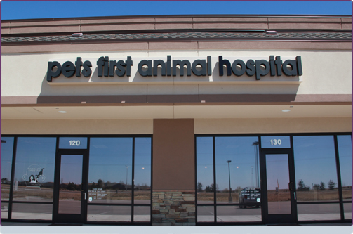 Pets First Animal Hospital Location